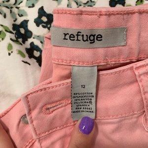 Charlotte Russe - Refuge Skinny Jeans